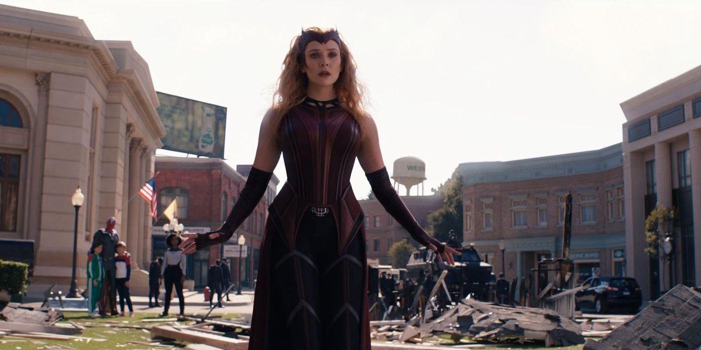 Elizabeth Olsen Backs Up Scarlett Johansson During Disney Lawsuit