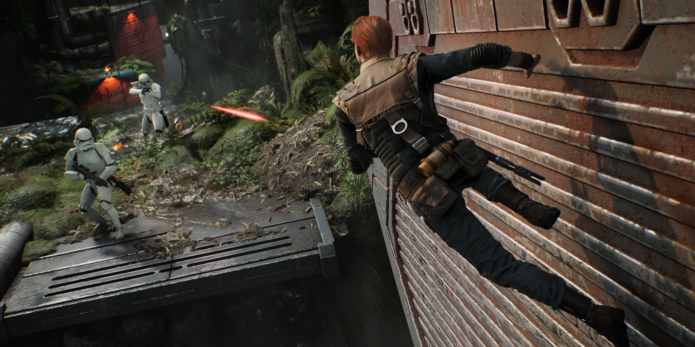 Star Wars Jedi: Fallen Order Player Notices Neat Detail About Cal's Skills