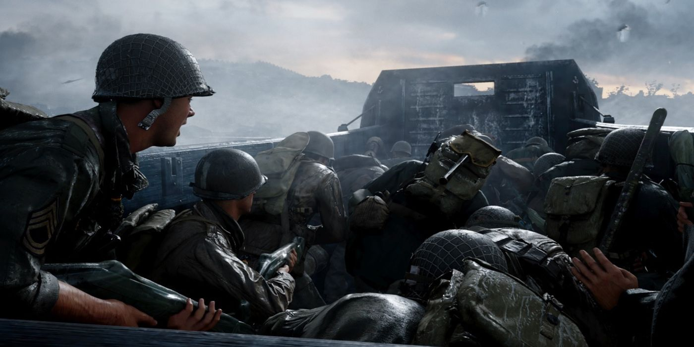 New Report Says Call of Duty 2021 Will Have Traditional World War 2 Setting