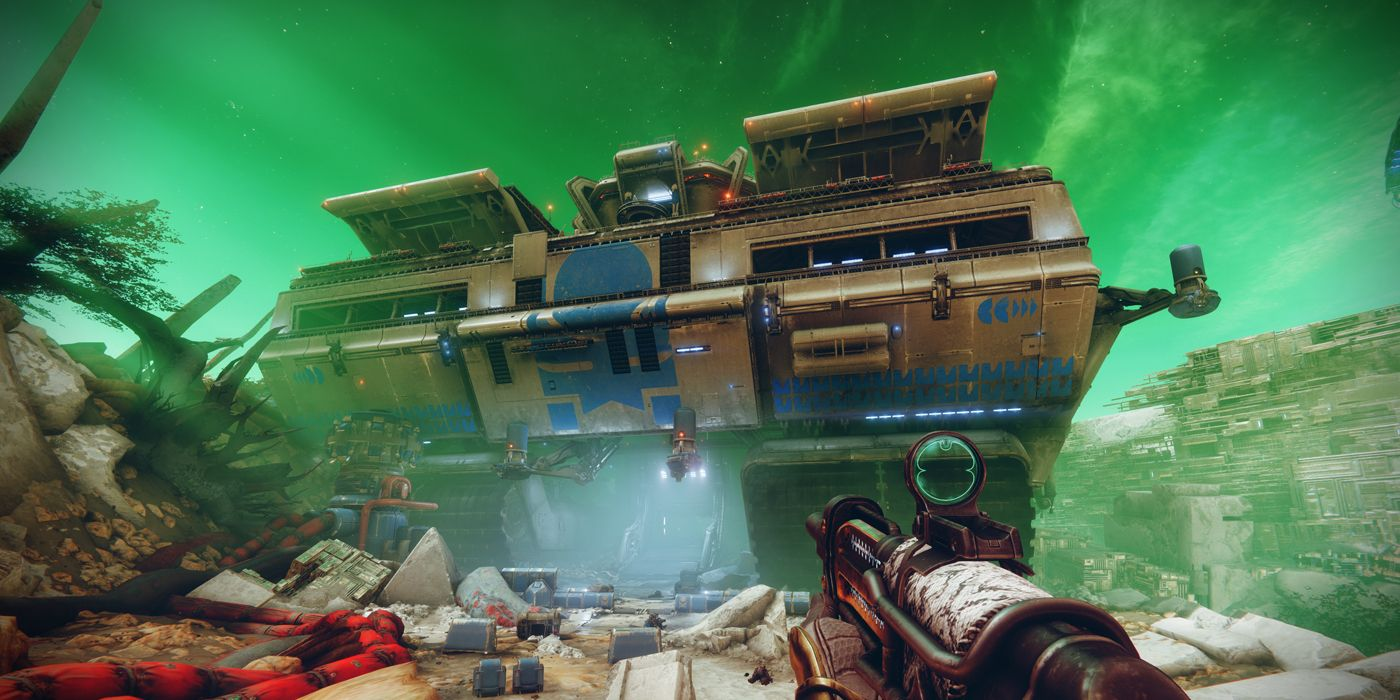 Destiny 2 Makes Change to Proving Grounds Nightfall Access