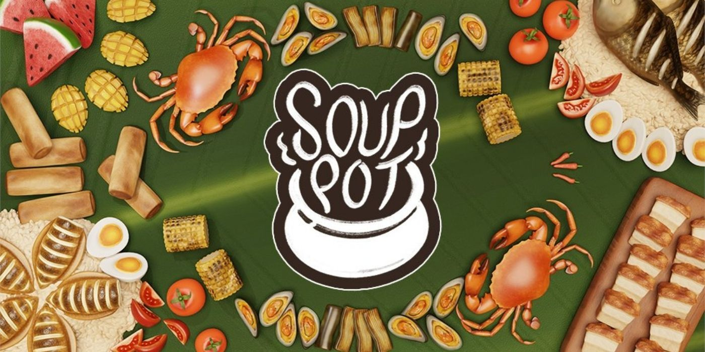 Chaotic Cooking Game Soup Pot Revealed   Game Rant