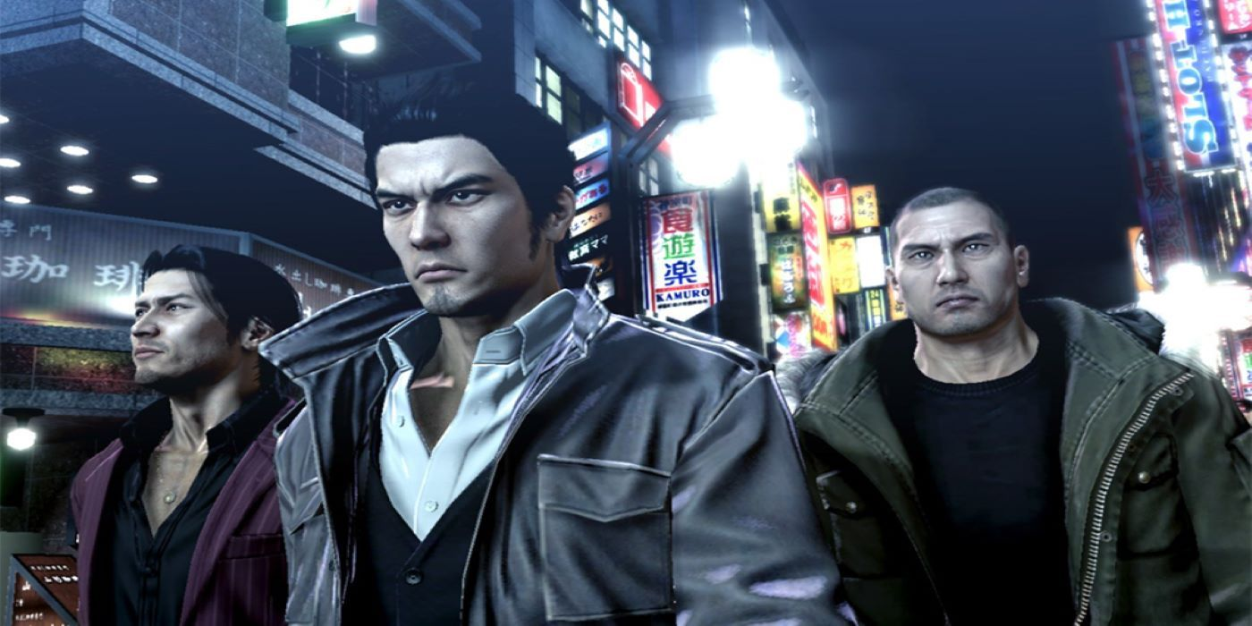 Entire Yakuza Series Is Now Playable on Xbox | Game Rant