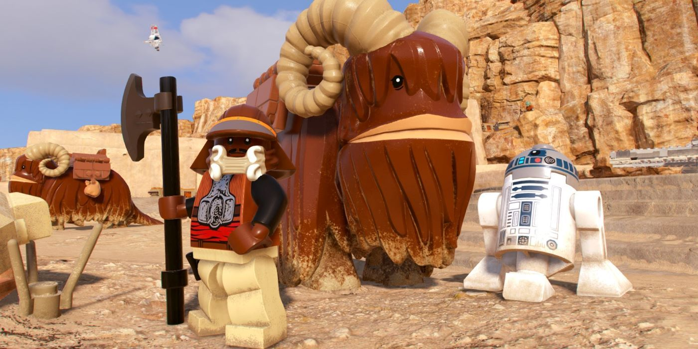 Why the LEGO Star Wars: The Skywalker Saga Release Date Delay Isn't Surprising