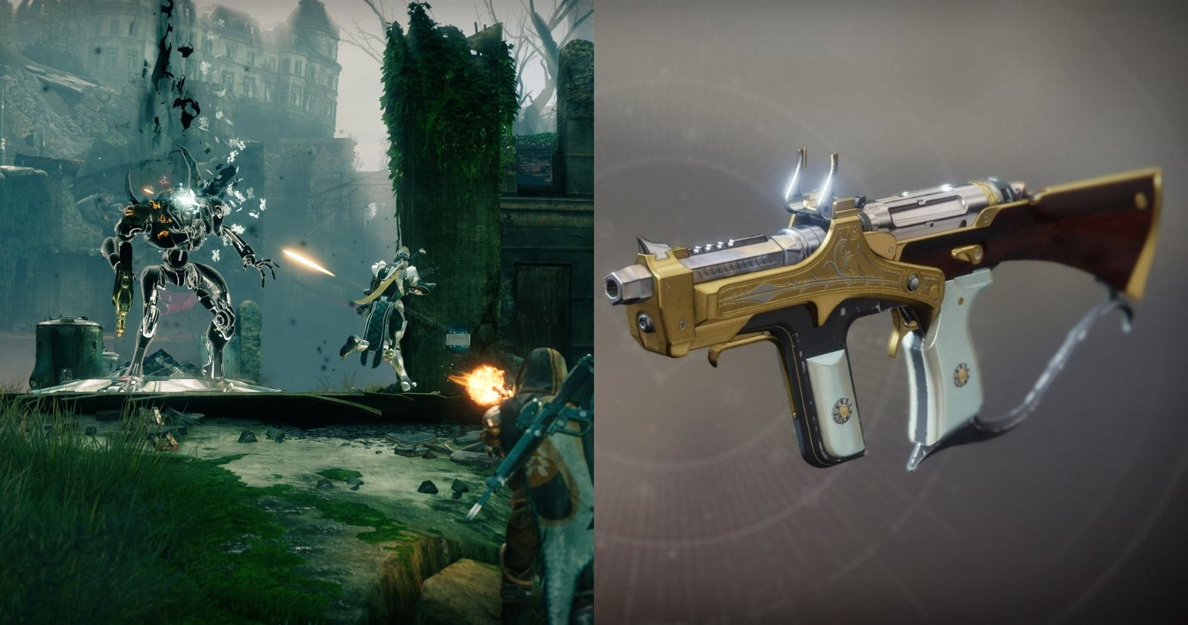 Destiny 2: What The Huckleberry Catalyst Does & How To Find It