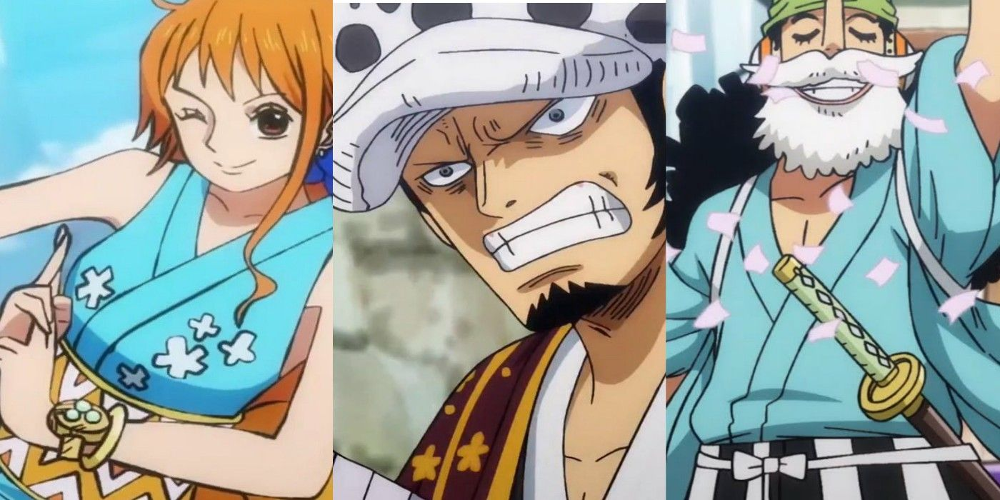 One Piece Treasure Cruise: 10 Rare Recruits That Every Player Should Invest In
