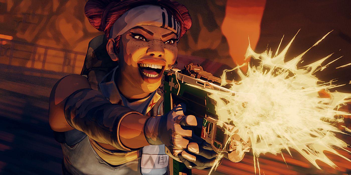 Apex Legends Reworking Lifeline   Game Rant