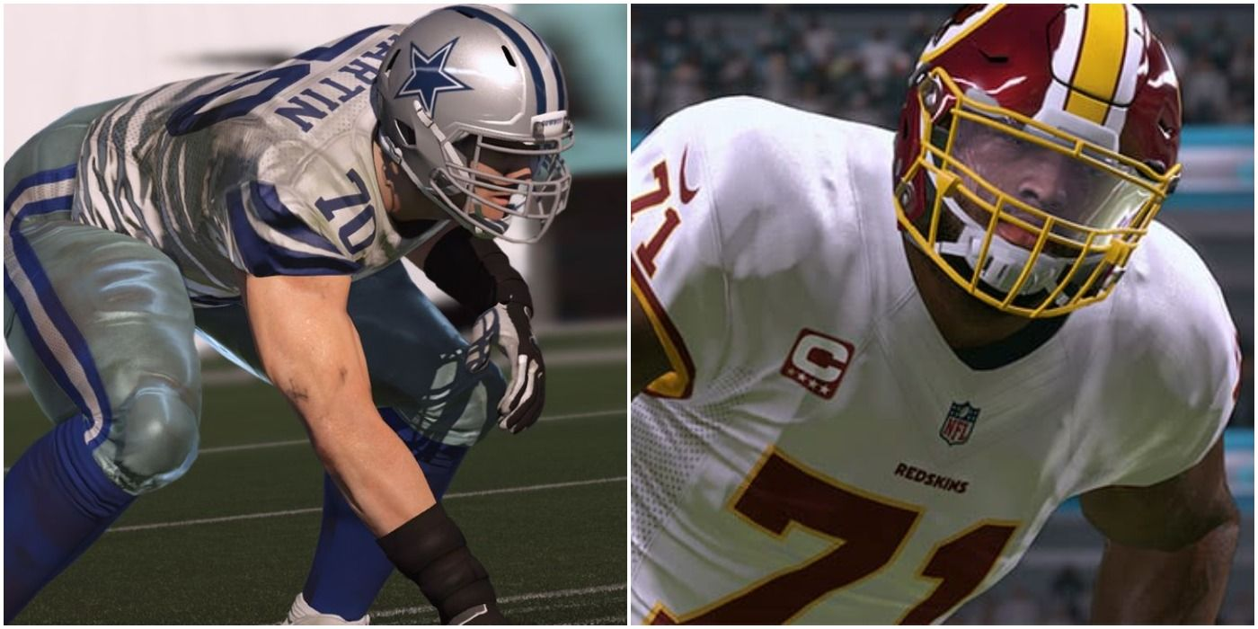 Madden 21: The 10 Highest Rated Offensive Linemen, Ranked