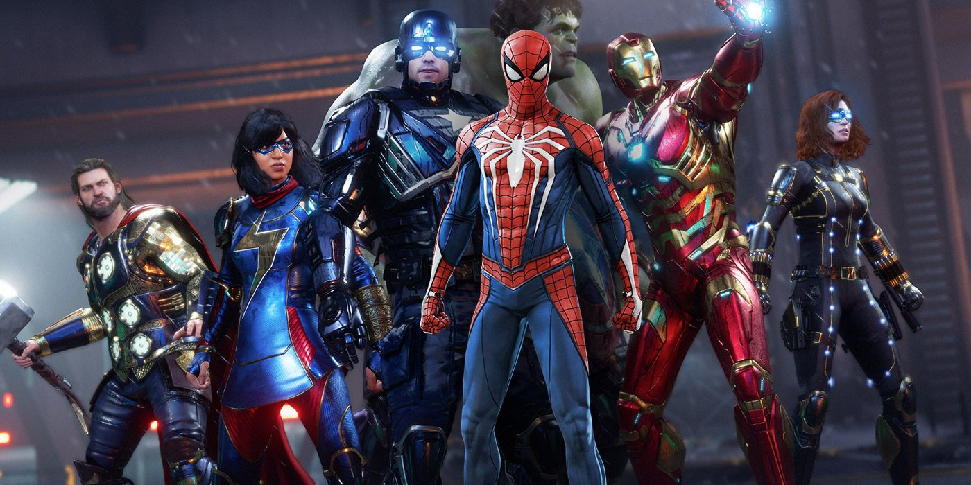 Marvel's Avengers May Be a Year Old Before The Spider-Man DLC Releases