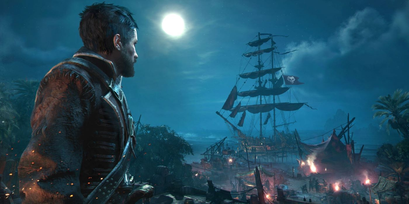 Skull and Bones Inherently Has One Major Difference From Sea of Thieves