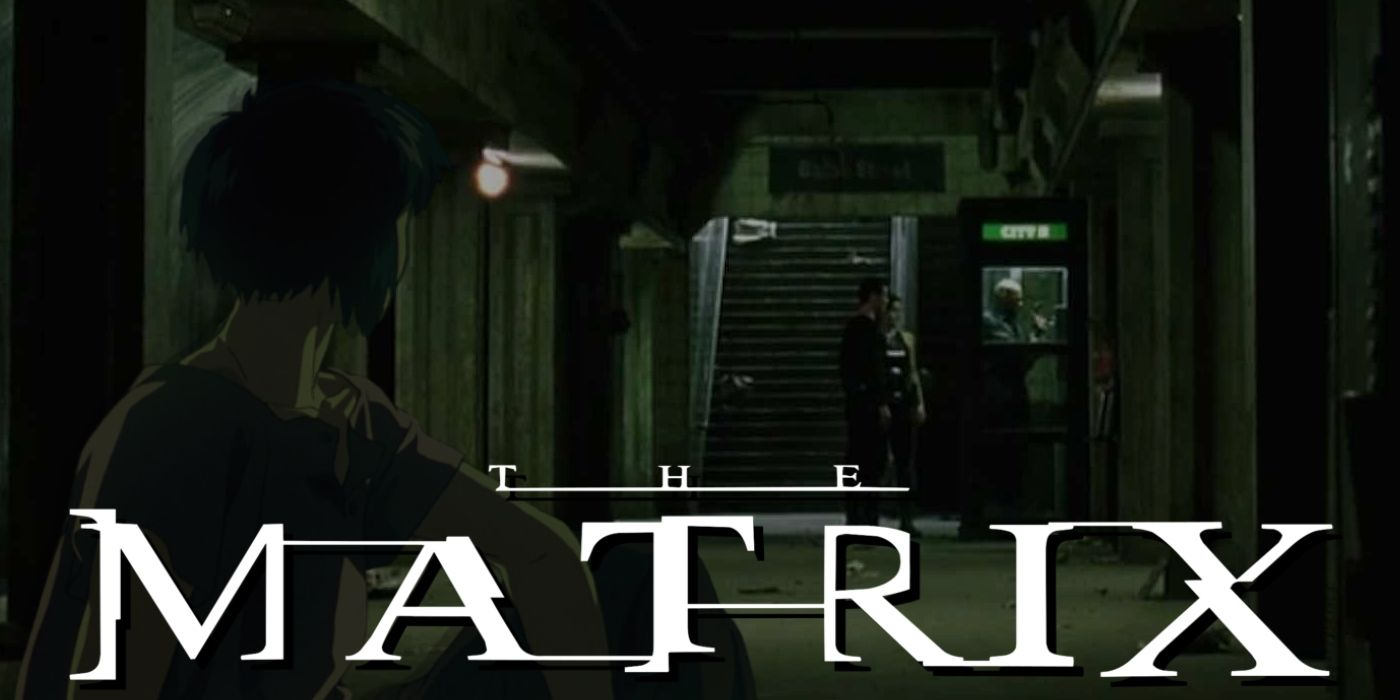Will The Matrix 4 Also Draw Inspiration From Anime? - GameRant