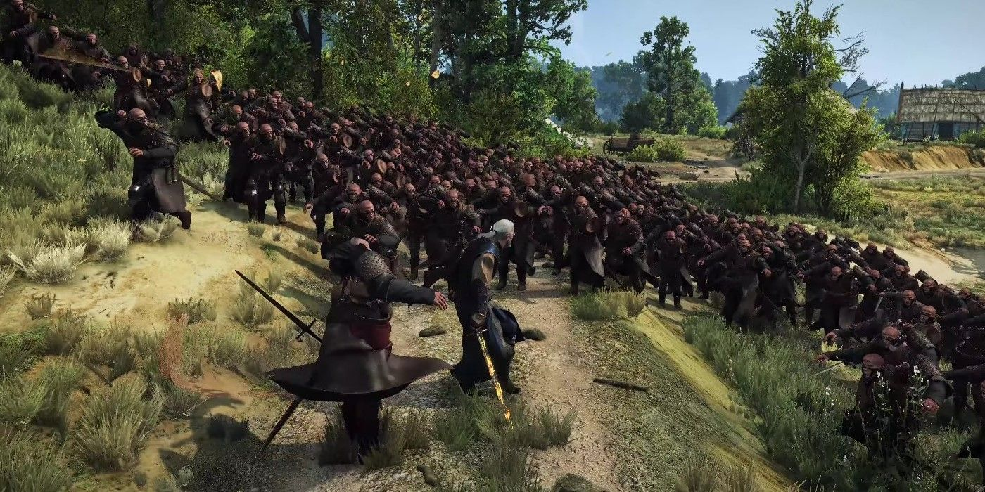 The Witcher 3 Console Commands   Game Rant