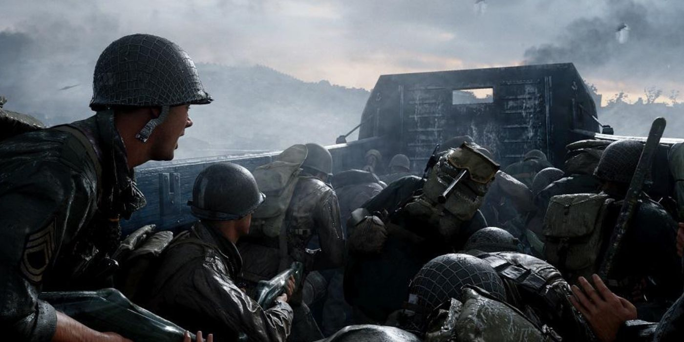 Why Call of Duty Sticking to Cross-Gen Releases Wouldn't Be Surprising