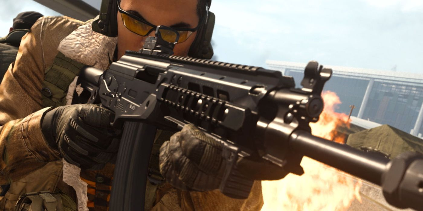 Call of Duty: Warzone's Possible AMAX Nerf is Already the Subject of Controversy