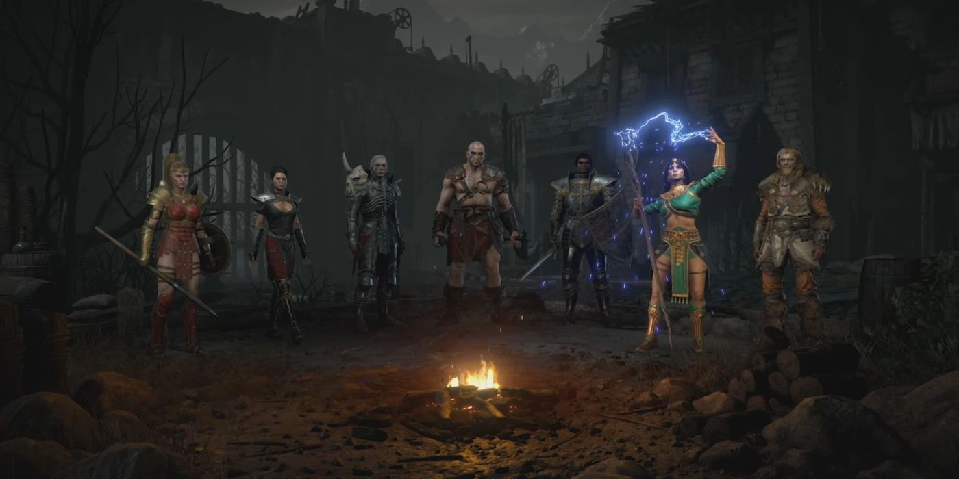 Diablo 2: Resurrected Features Take Some Inspiration from Modders - GameRant