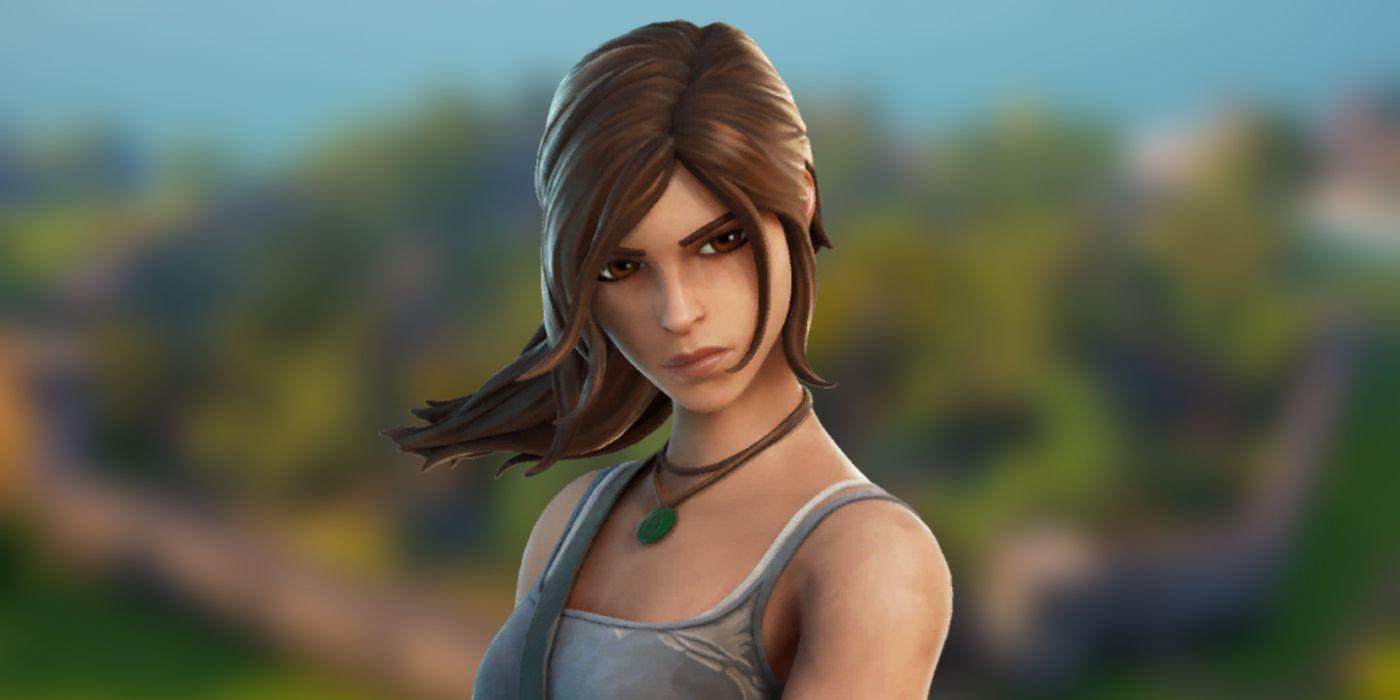 Croft hot lara Lara Croft