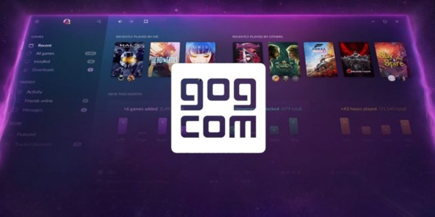 GOG Running RPG Month With Deals and New Game Releases