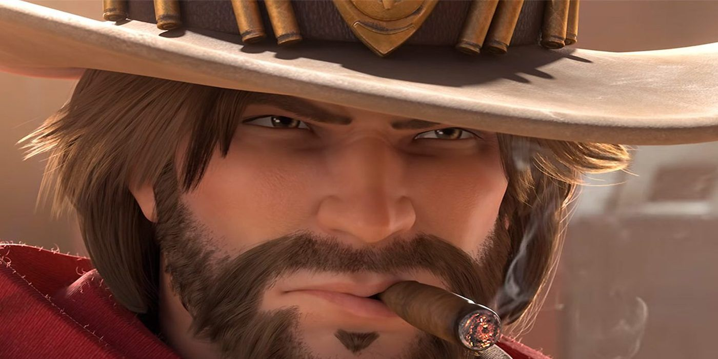 New Overwatch McCree Archives Emote Has Secret Ability