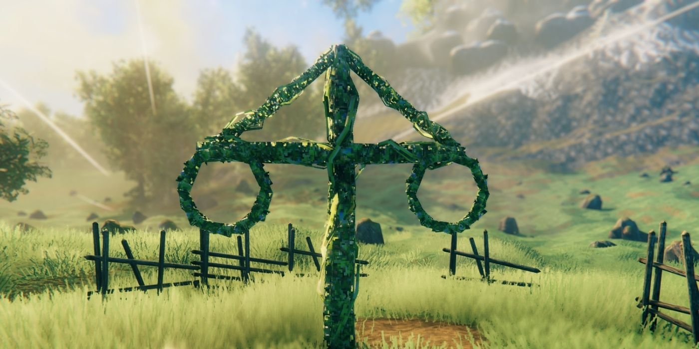 Valheim: How to Get Maypole and What It Does | Game Rant