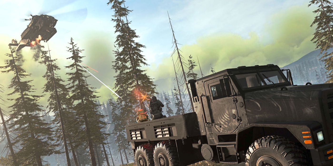 Warzone Fans Want Trucks Removed From Solo Matches | Game Rant
