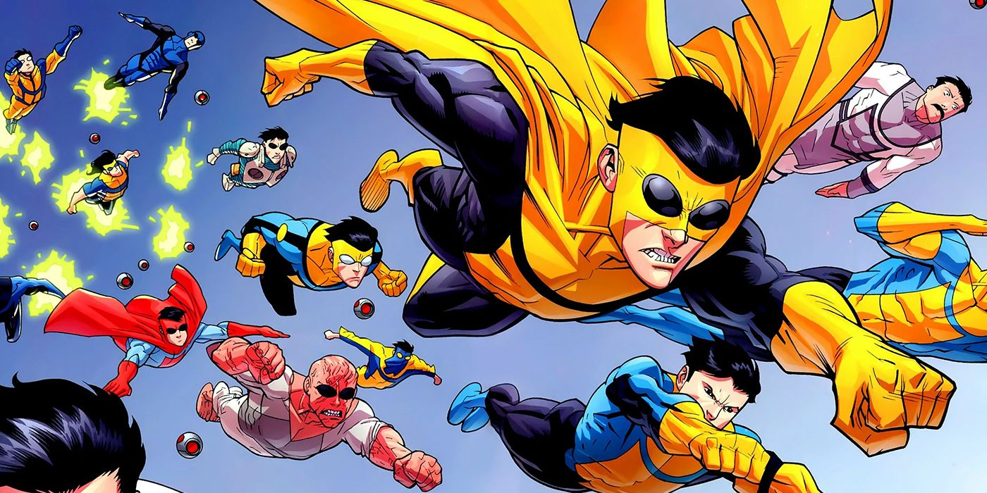 Invincible's Guardians of the Globe Could Make For an Interesting Video Game