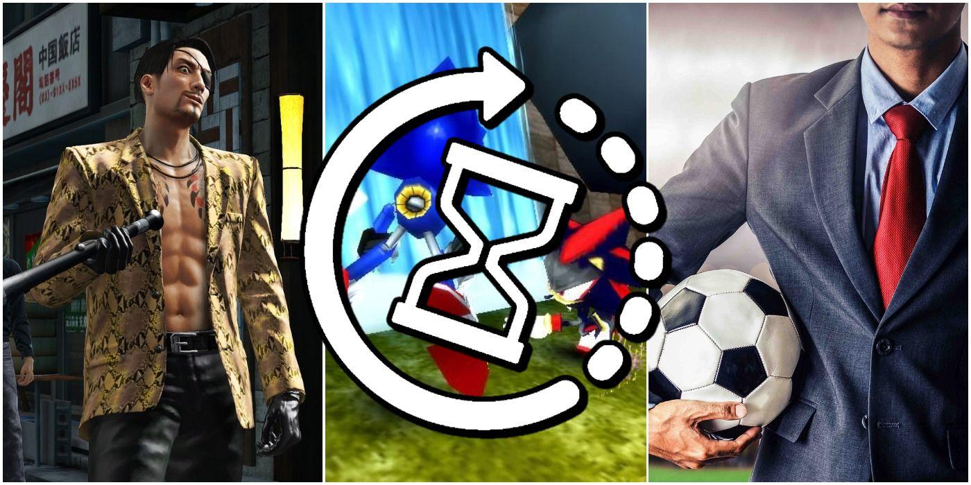 10 Longest Sega Games (According To HowLongToBeat) | Game Rant