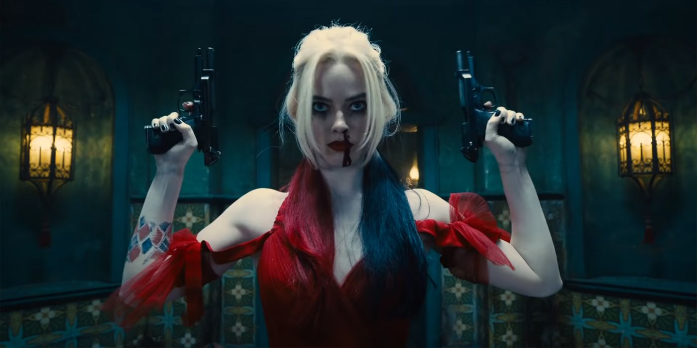 The Suicide Squad Is A Step Backwards For Harley Quinn's Characterization