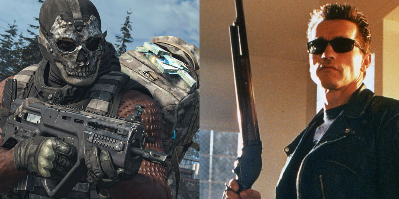 Call of Duty Leaker Hints at Terminator Coming to Warzone