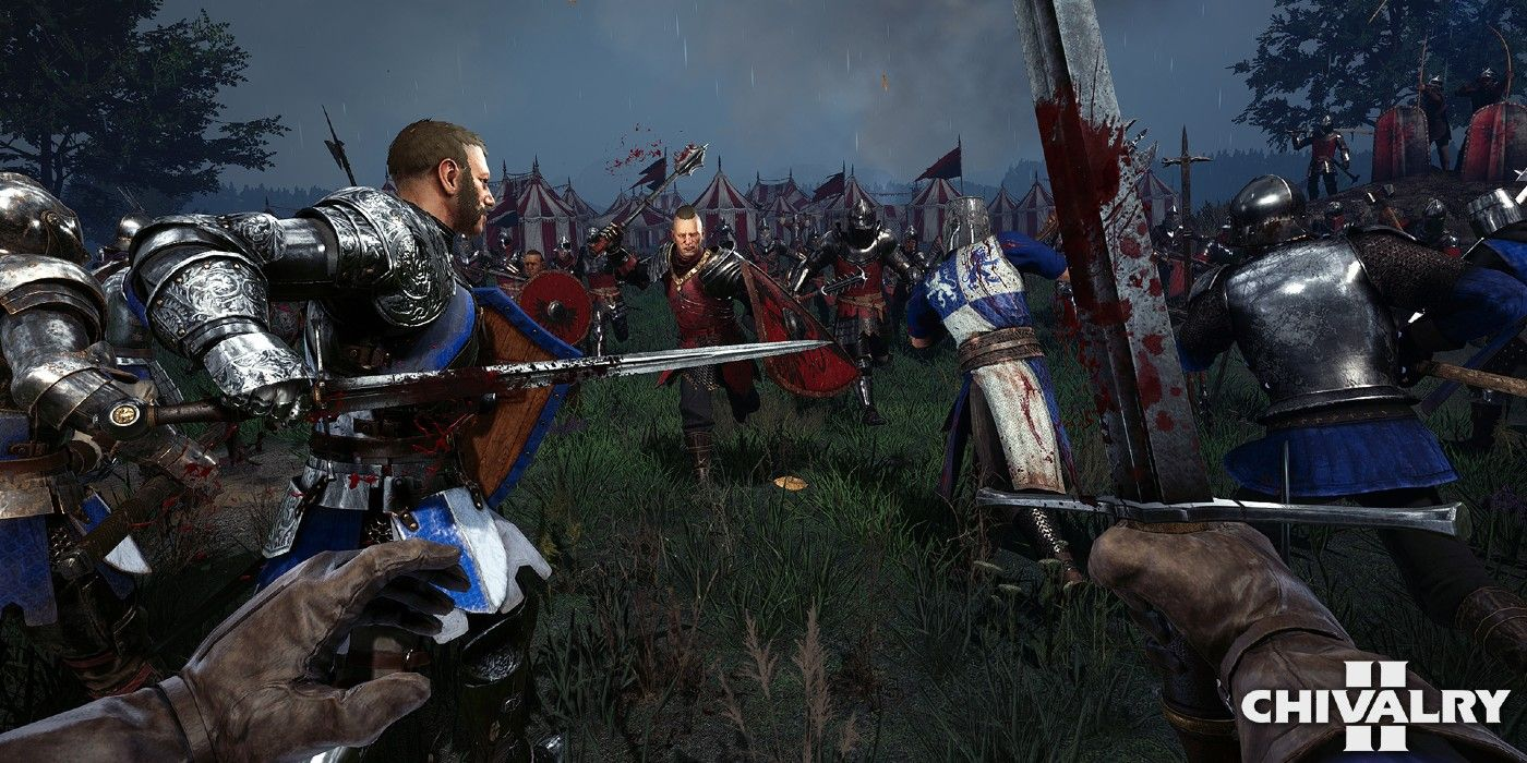 Chivalry 2 Review PS5