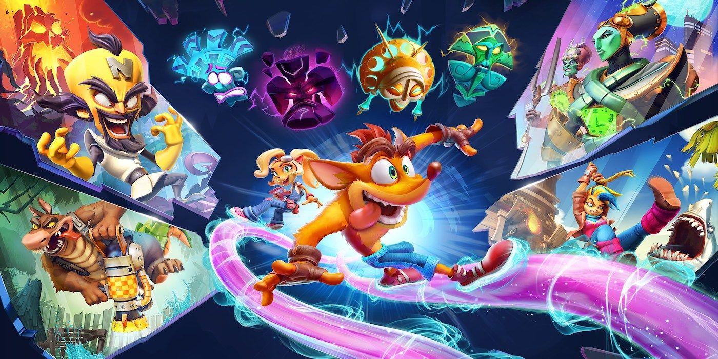 Crash Bandicoot Voice Actors Tease New Project | Game Rant