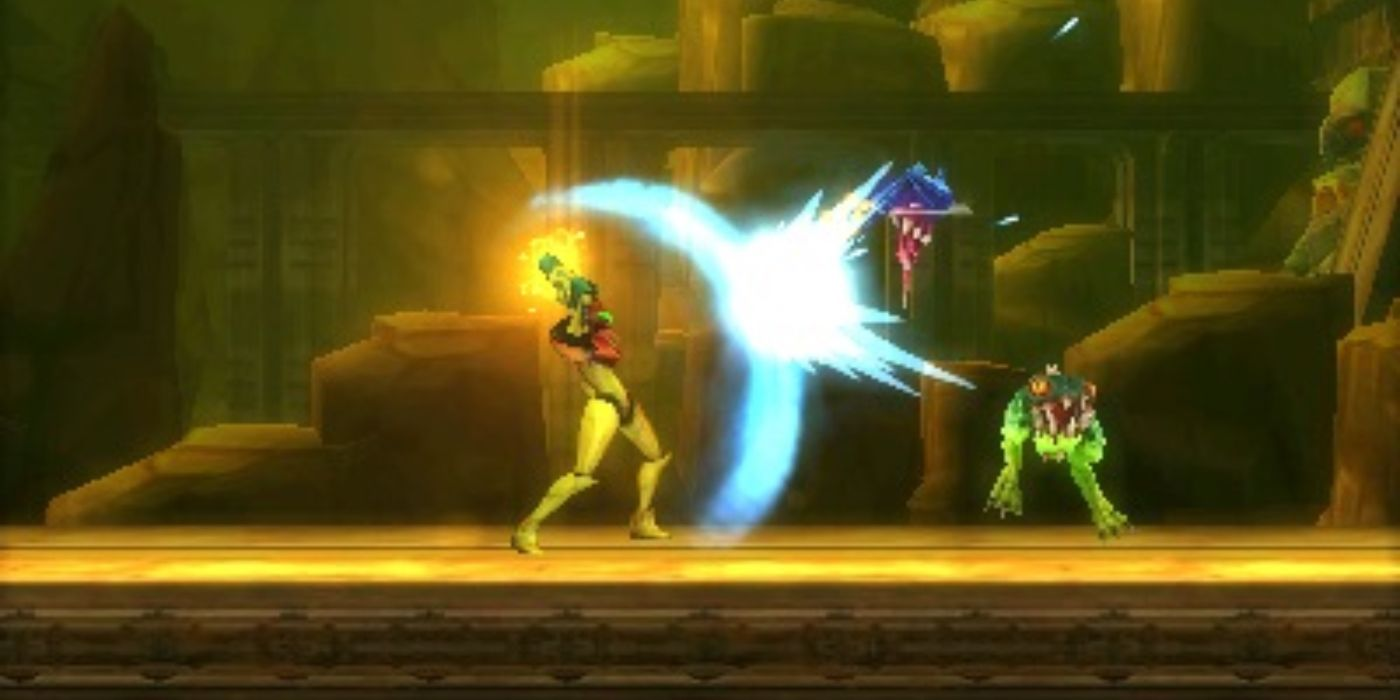 Leaker Claims a New 2D Metroid Game '200 Percent Exists'