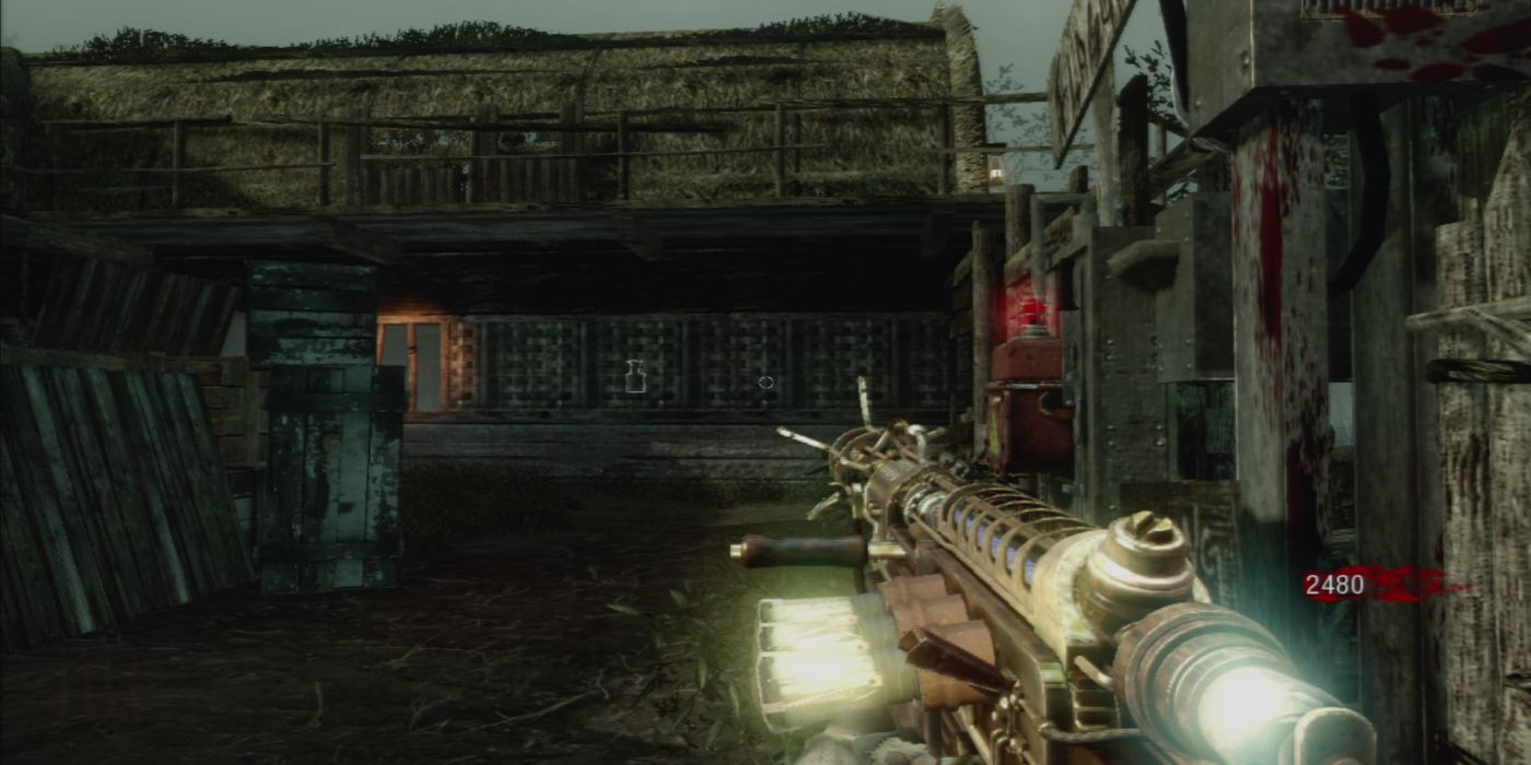 Call of Duty Zombies Fan Shows Off Wunderwaffe DG-2 Made Entirely Out Of Styrofoam