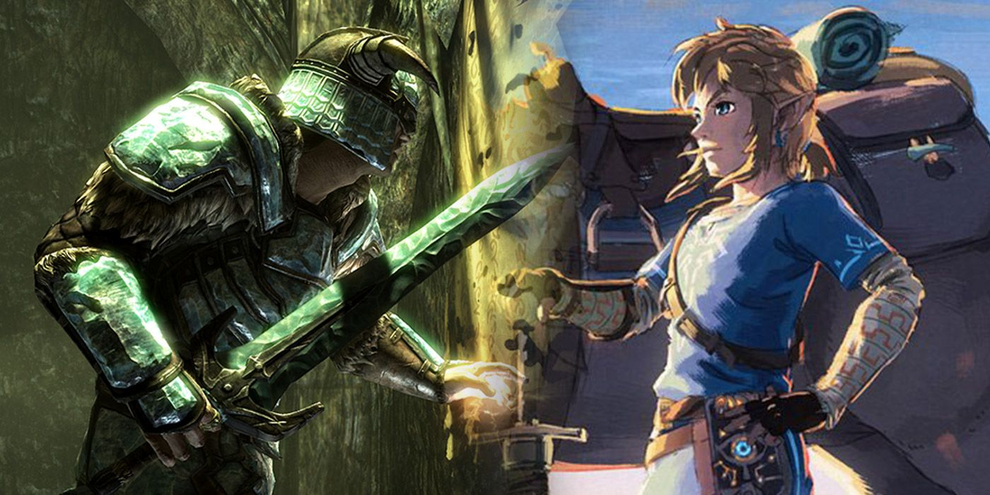 Skyrim and Breath of the Wild: How These Two Games Changed Open-World Titles for Good