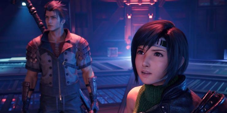 Final Fantasy 7 Remake Intergrade Юффи