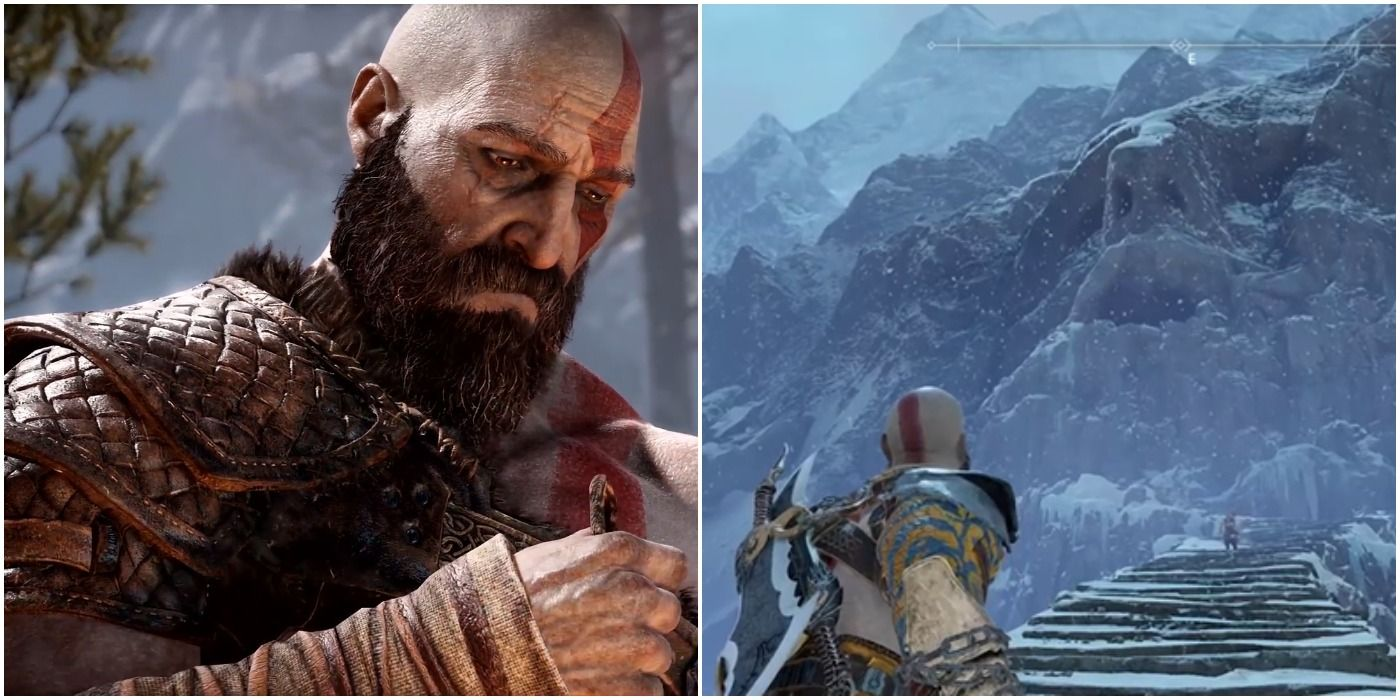 God Of War: How To Find The Don't Blink Treasure   Game Rant