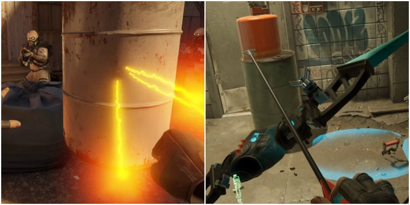 10 Best Half-Life Alyx Mods And How To Install Them | Game Rant