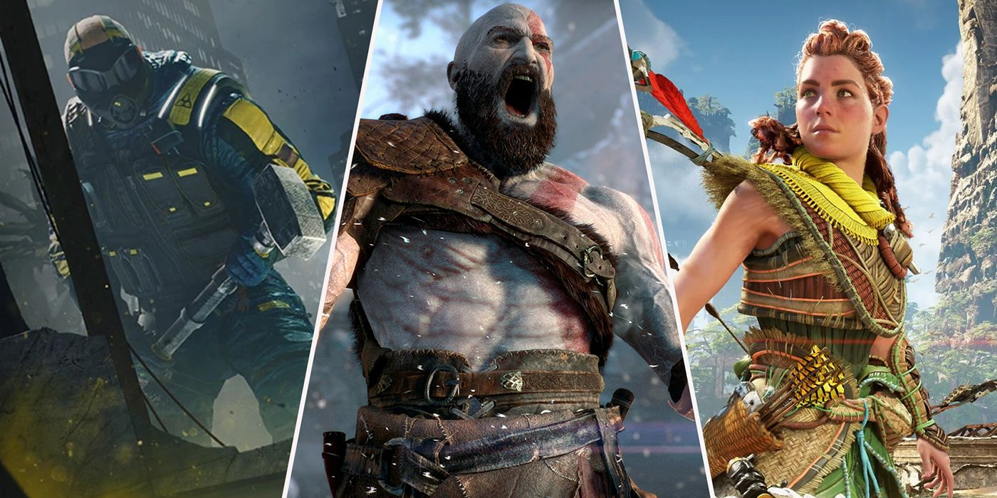Every Video Game Release Coming Soon For PS5 And PS4 | Game Rant