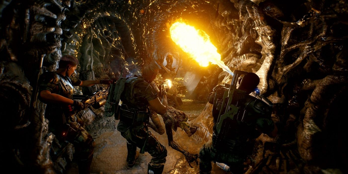 Aliens: Fireteam Elite – Which Class Should You Play?