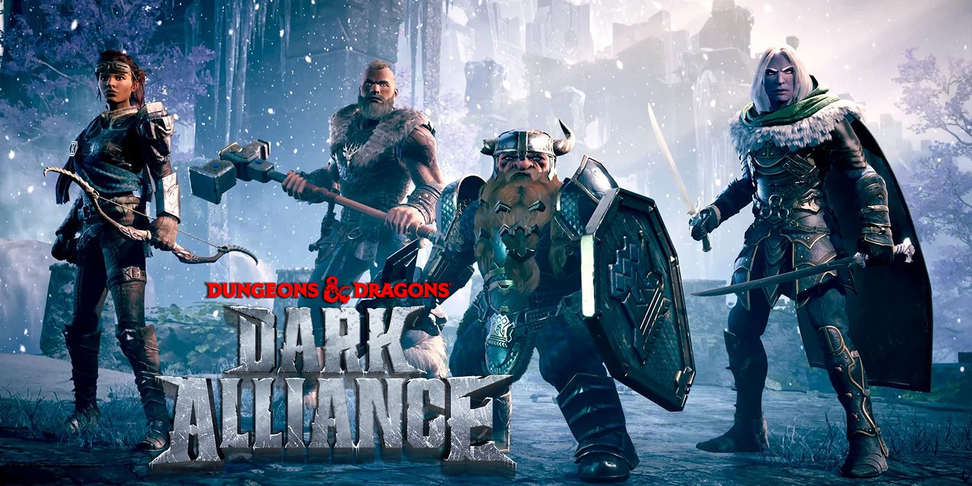Dungeons and Dragons: Dark Alliance Developers Promise Changes