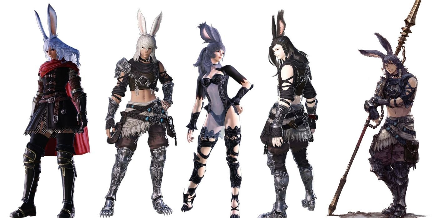 Final Fantasy 14's Character Creator Has Many Options, however Some Lingering Inclusivity Issues