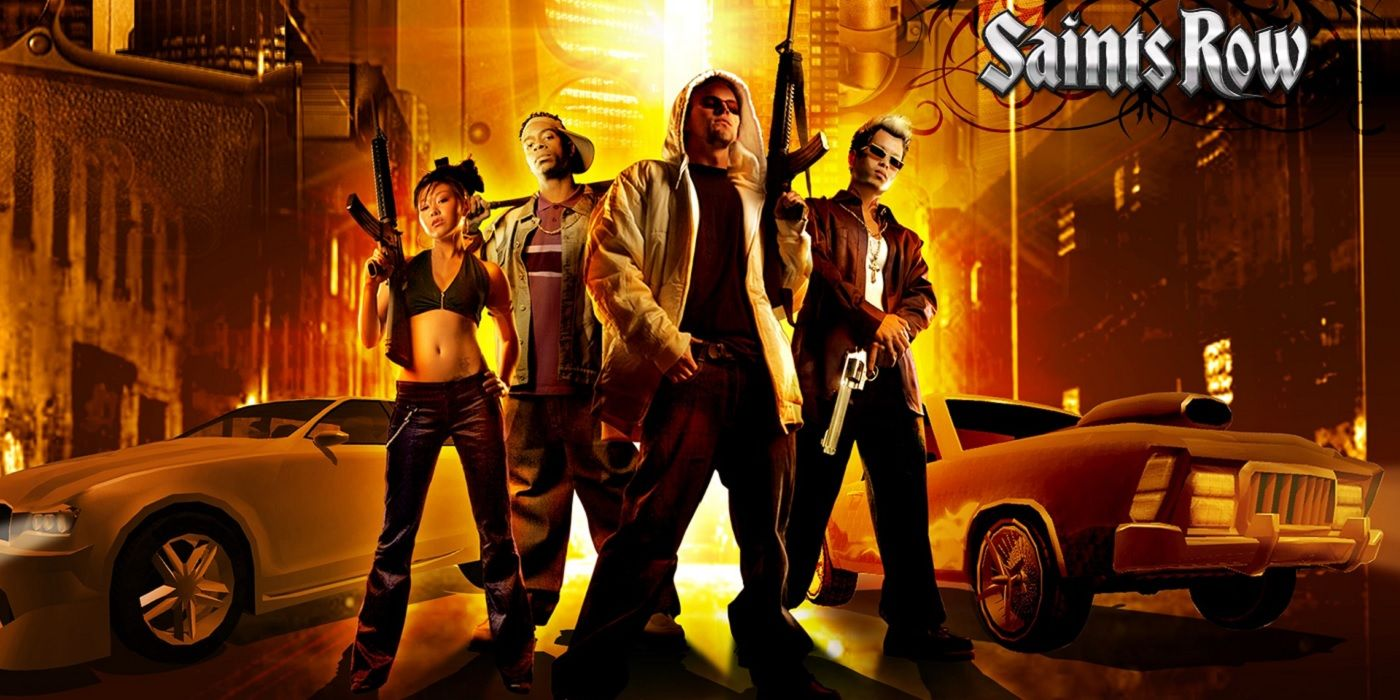 The New Saints Row Game has Been a Long Time Coming