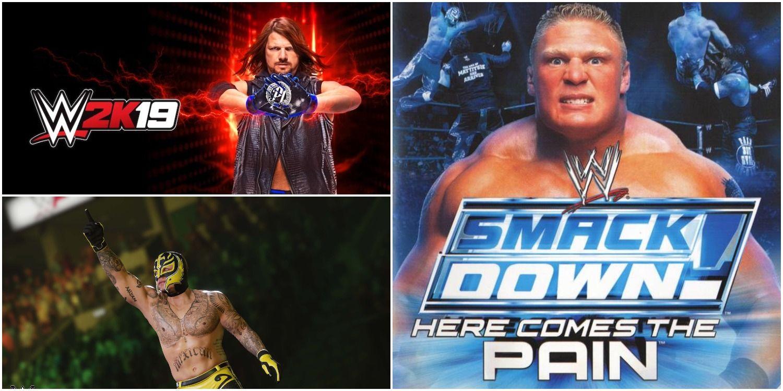 10 Best WWE Games, Ranked