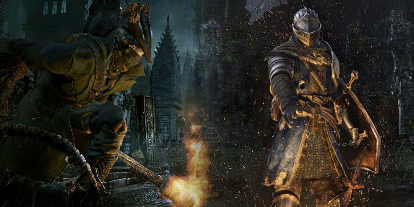 How Bloodborne is Like Dark Souls, and How It's Different