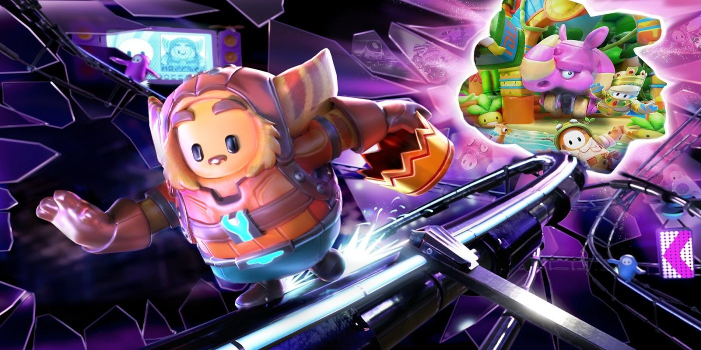 Fall Guys Reveals Ratchet and Clank Limited Time Event In New Trailer