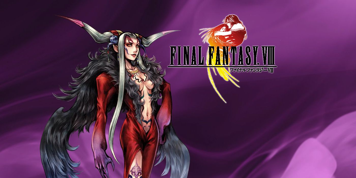 Final Fantasy 8 Fan Shows Off Incredible Ultimecia Cosplay