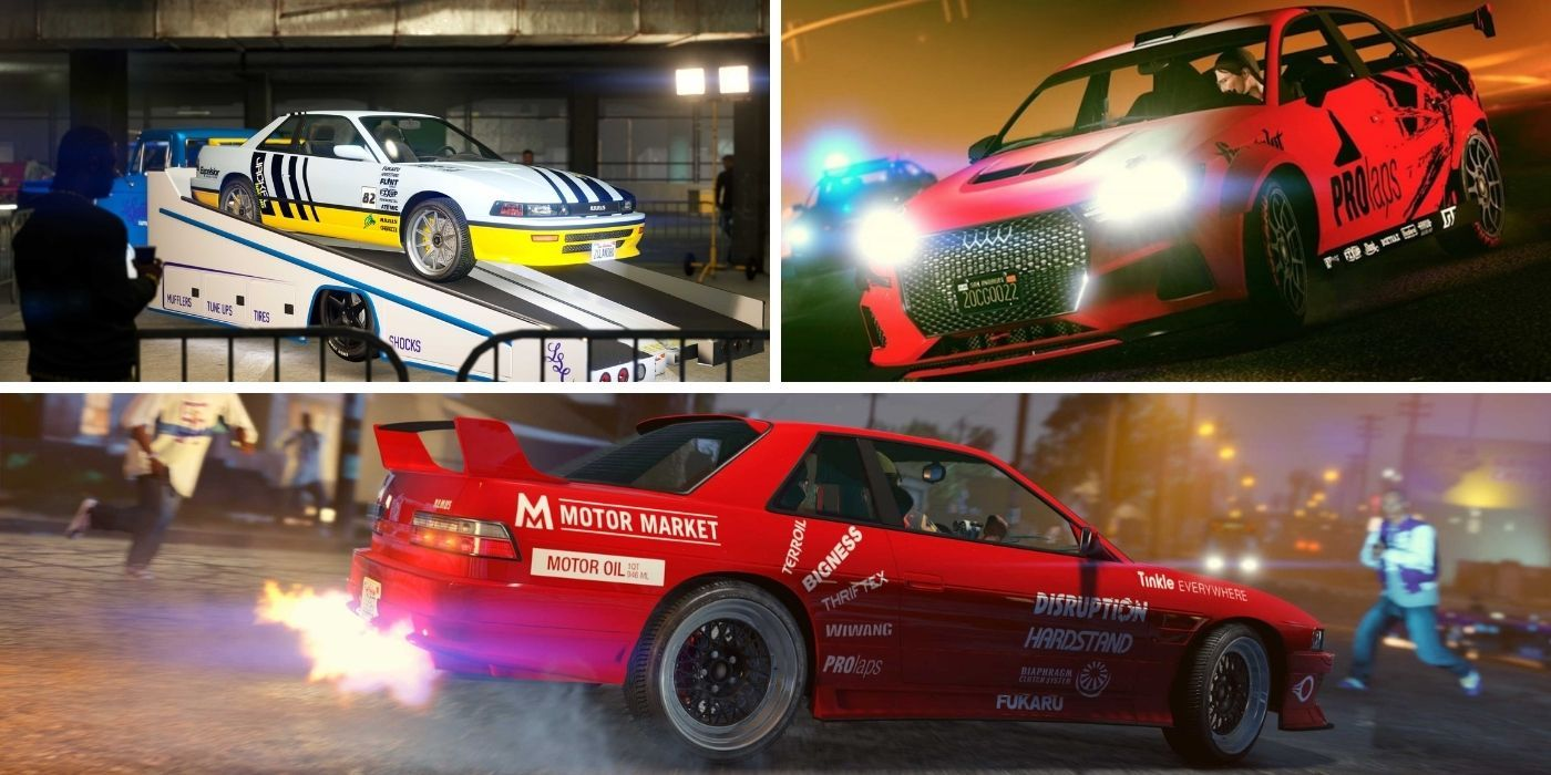 GTA Online: Every Car From The Tuner Update, Ranked