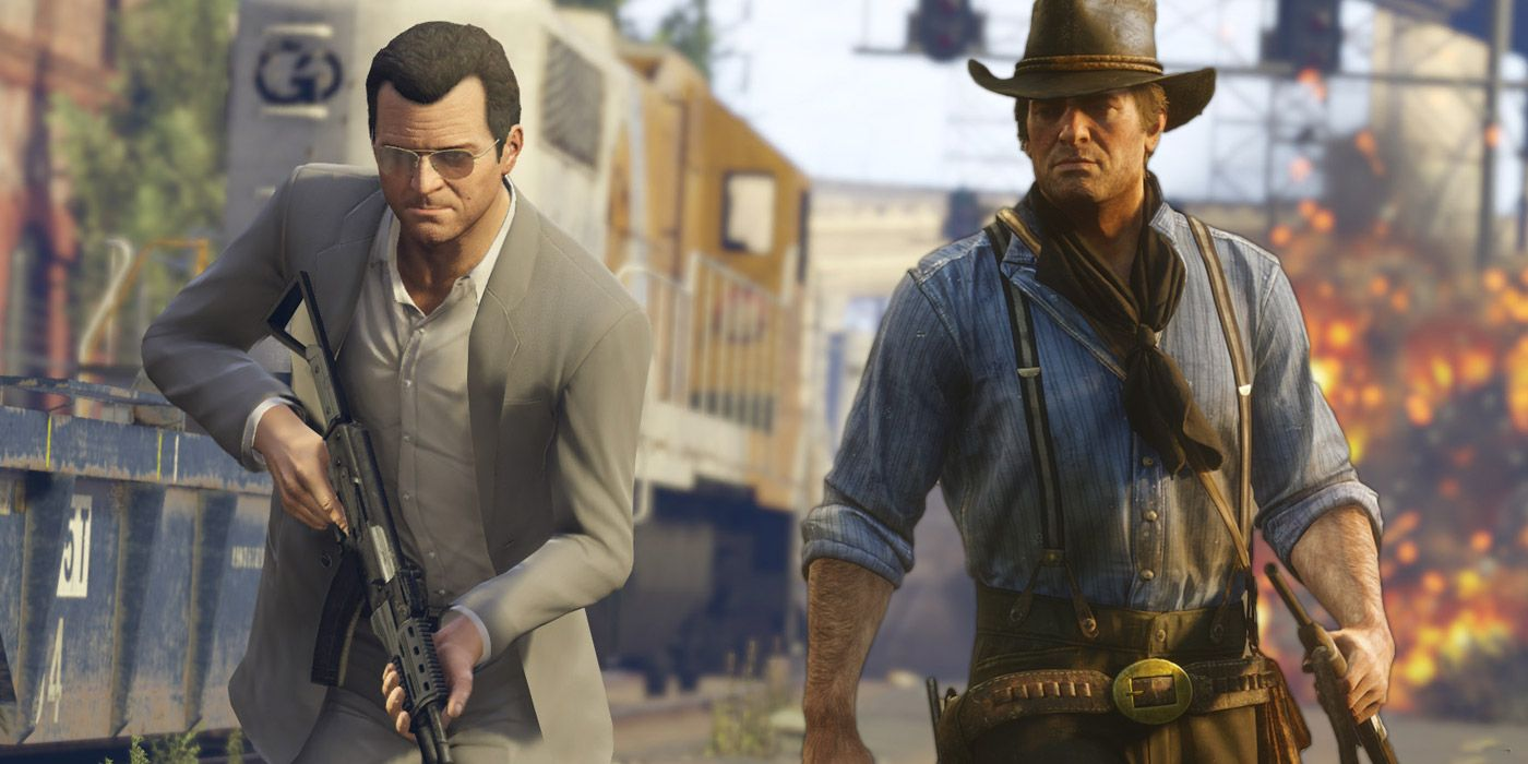 All the Red Dead Redemption Easter Eggs in GTA 5 | Game Rant