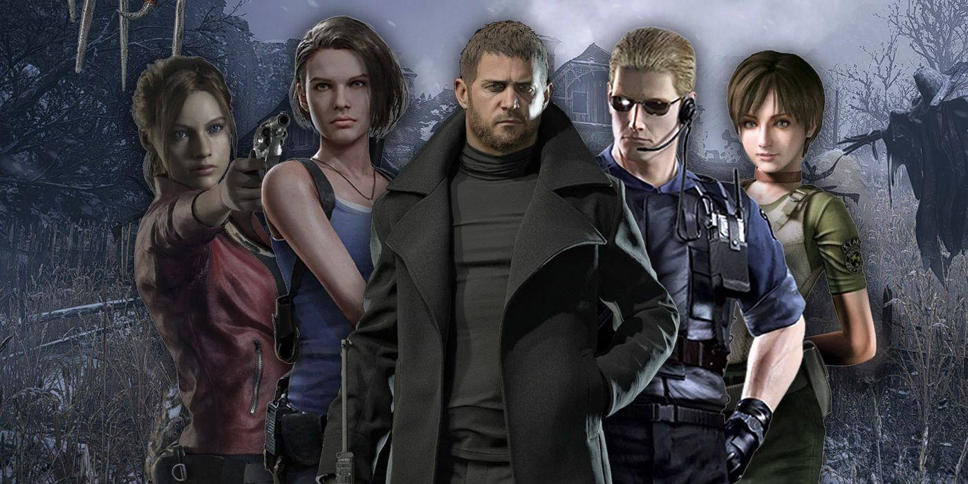 How Long It Takes to Beat Every Resident Evil Game | Game Rant