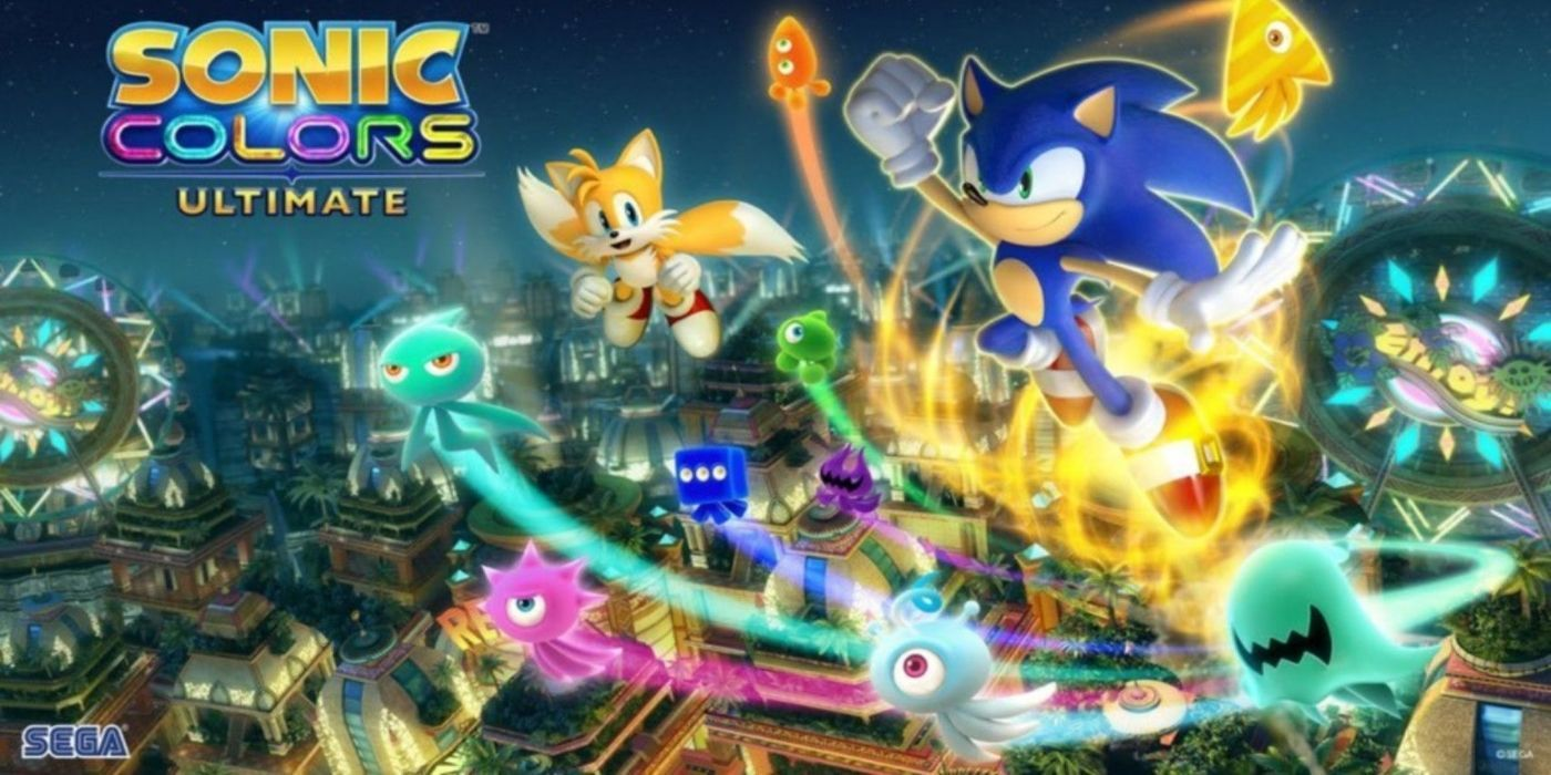 How Sonic Colors: Ultimate Differs from the Original
