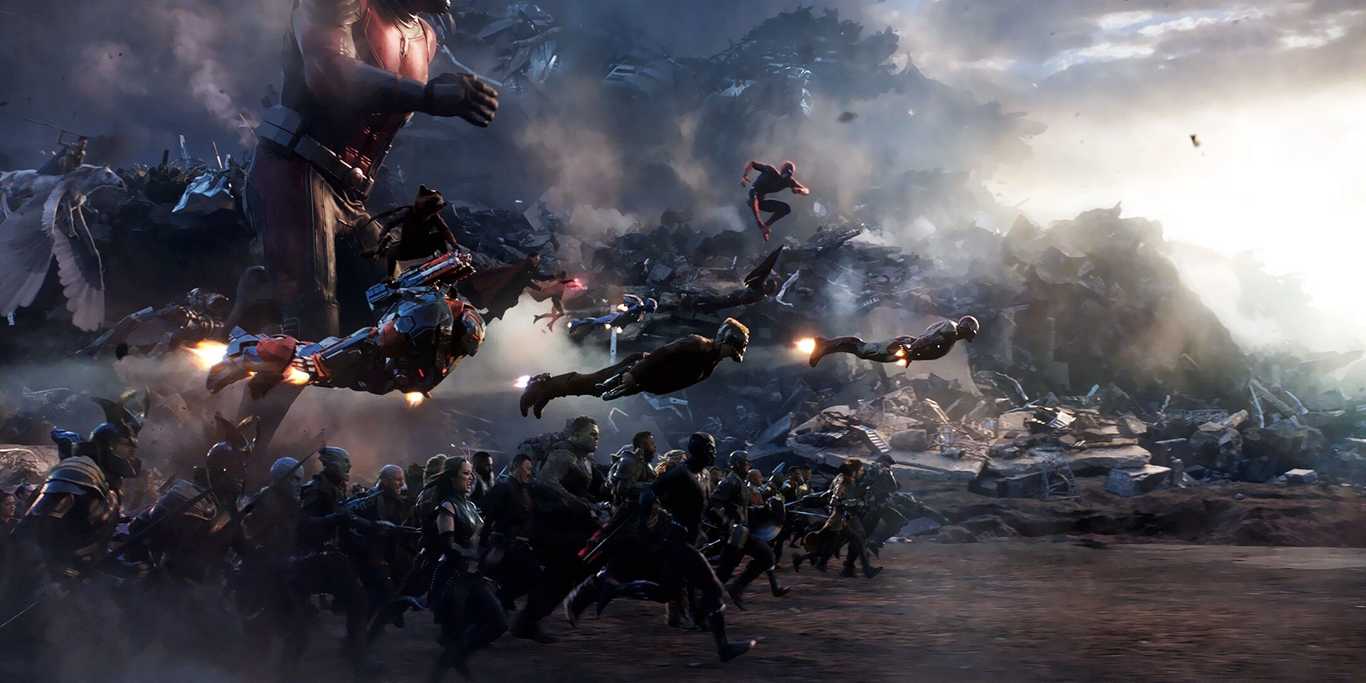 """""""Avengers: Endgame"""" (2019)"""