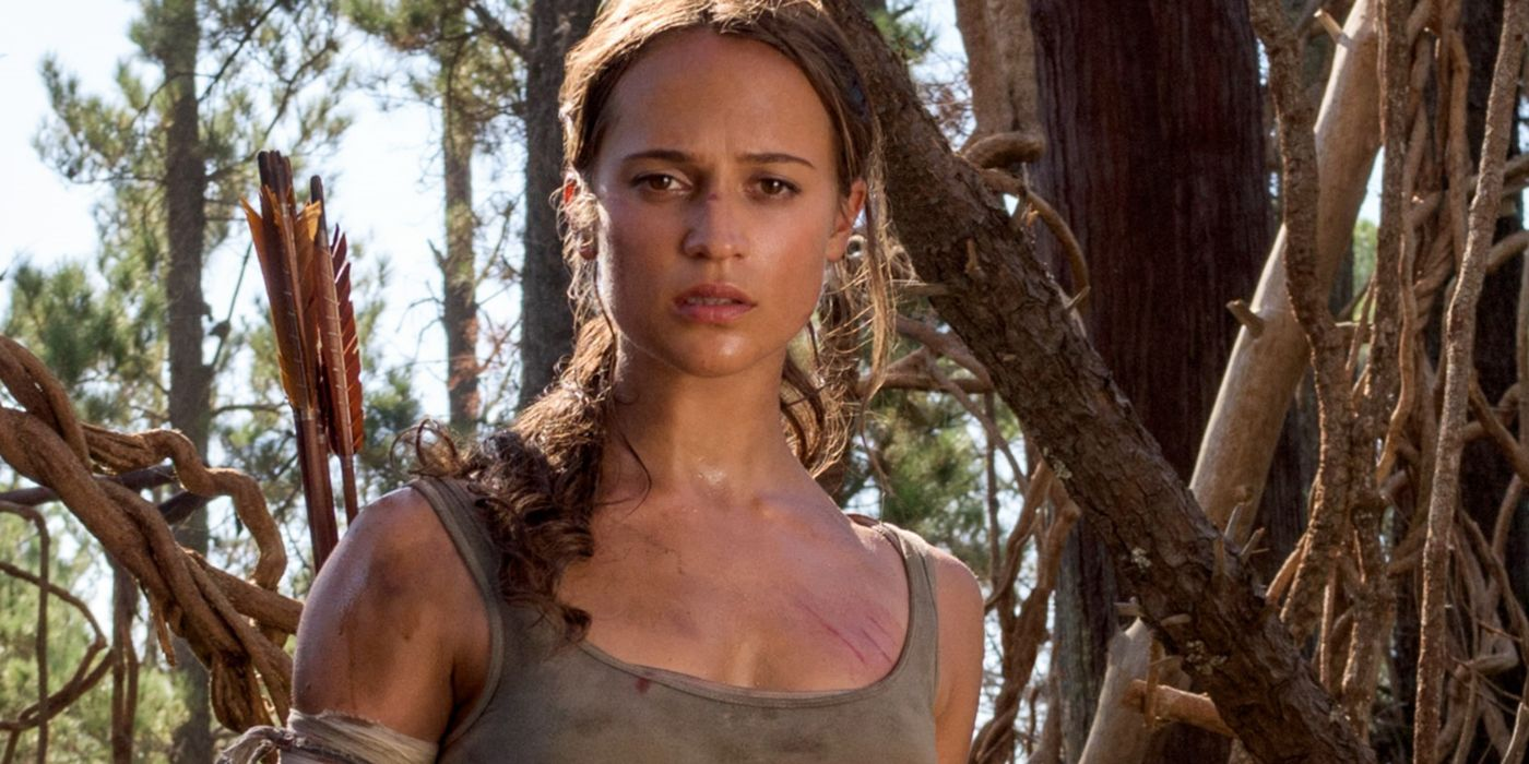 Alicia Vikander Ready To Work On Tomb Raider 2 With Misha Green